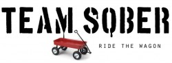 team sober - ride the wagon
