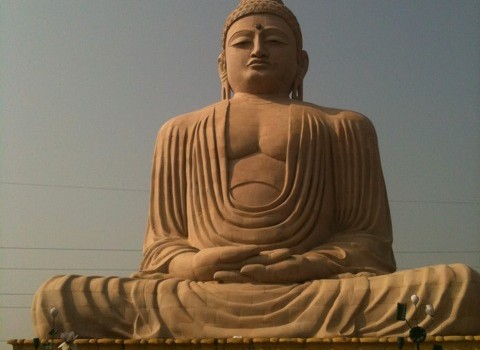 Holy places #1: Buddhism
