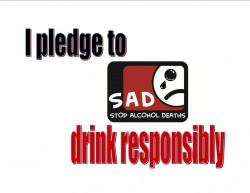 SAD Pledge