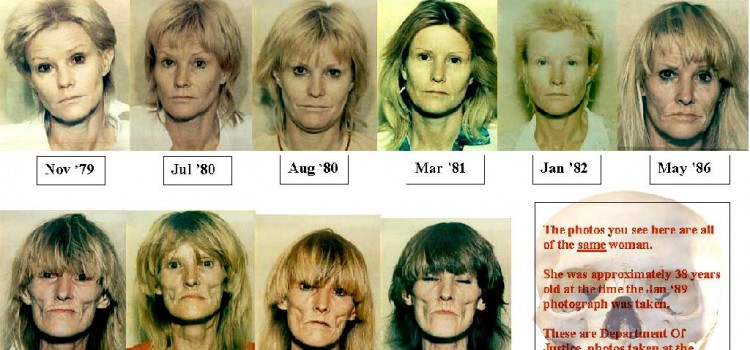The plight of a lady on meth